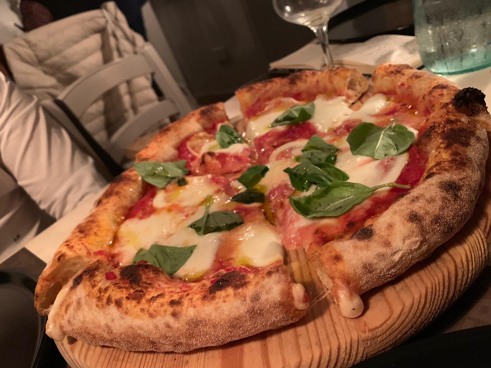 Metti una Pizza a Cena!