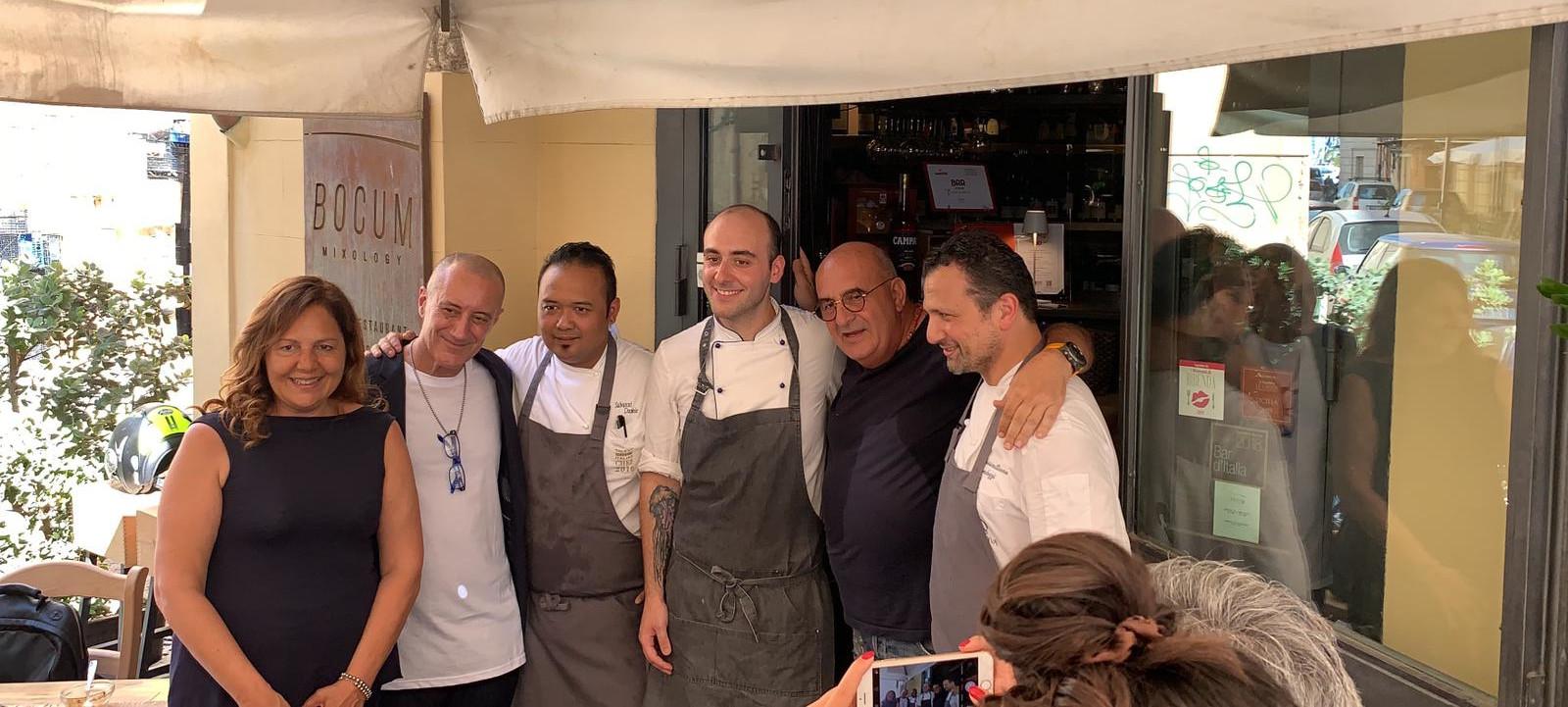 Maison Bocum – il nuovo pranzo a Palermo